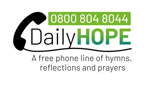 Daily Hope Phone number 00800 804 8044